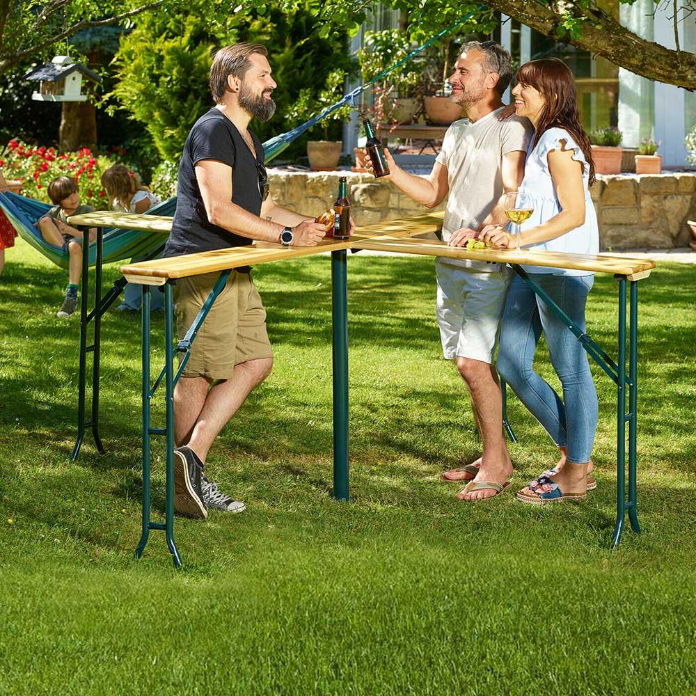 söröző asztal 4 állásos