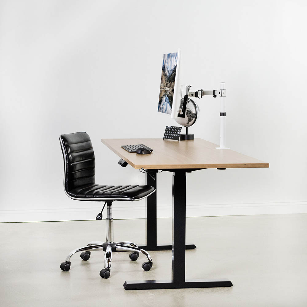 állítható íróasztalláb