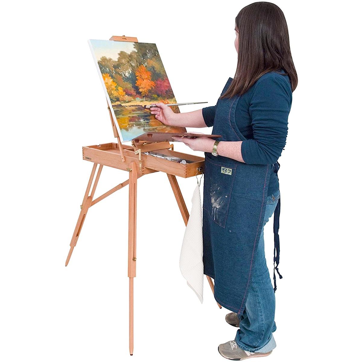 művész állvány