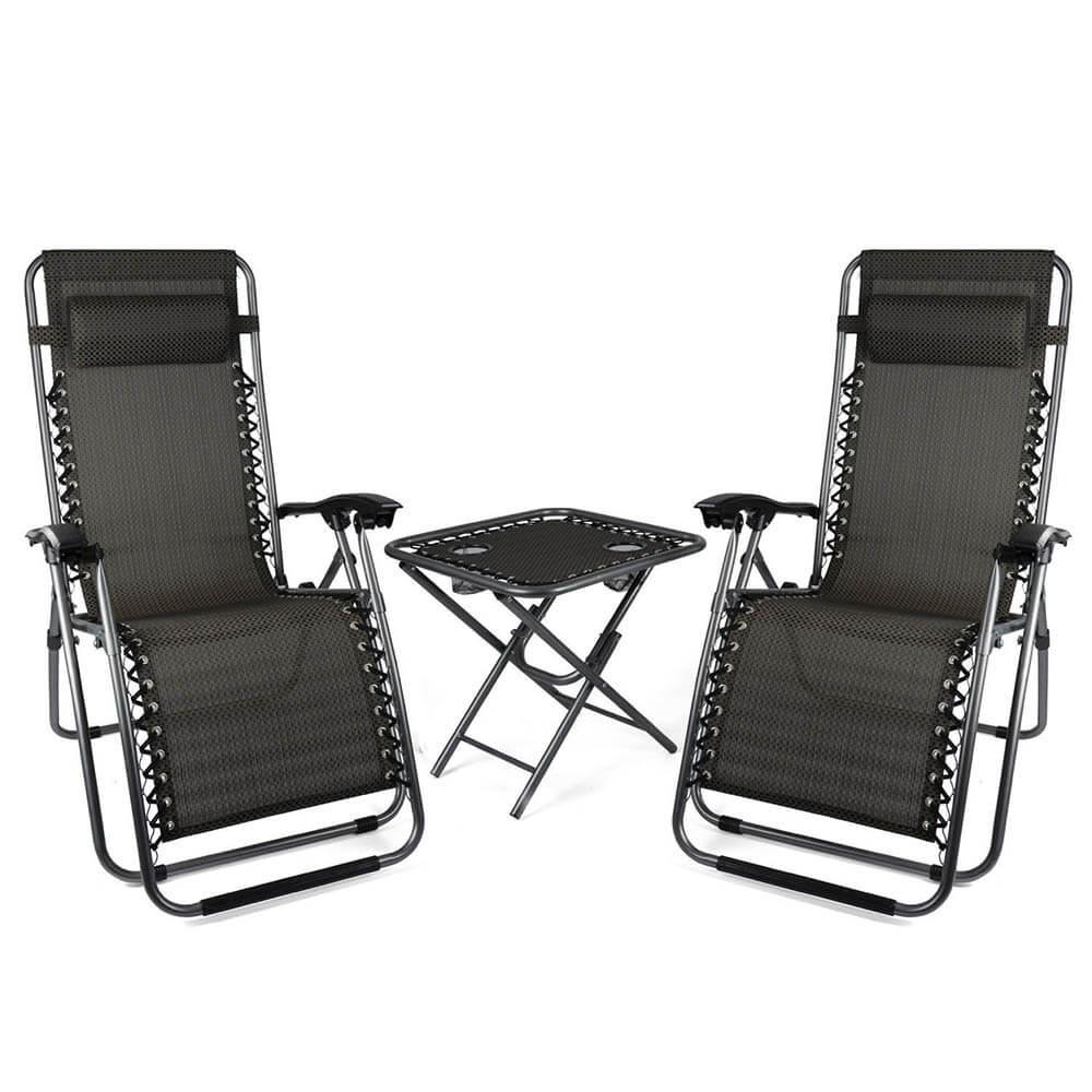 Zéró gravitáció kerti szék