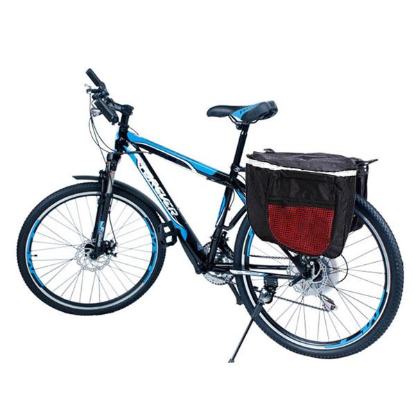 Csomagtartó táska kerékpárra