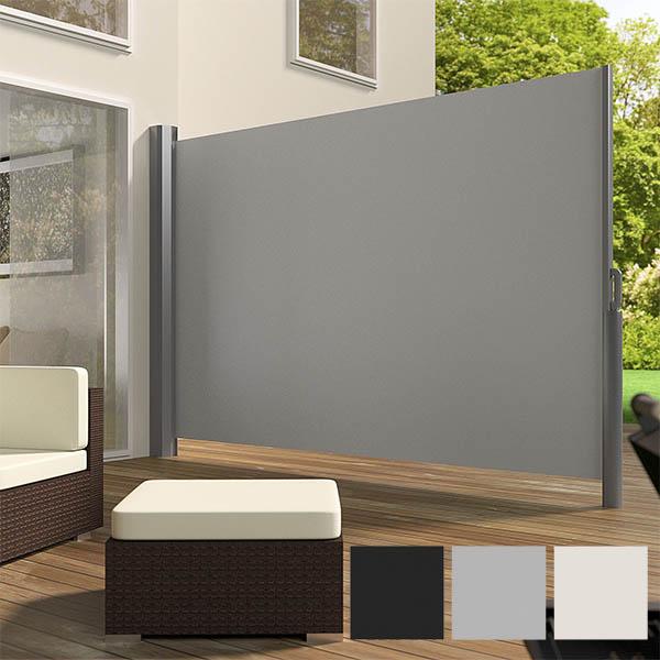Kihúzható árnyékoló fal választható típusban és színben