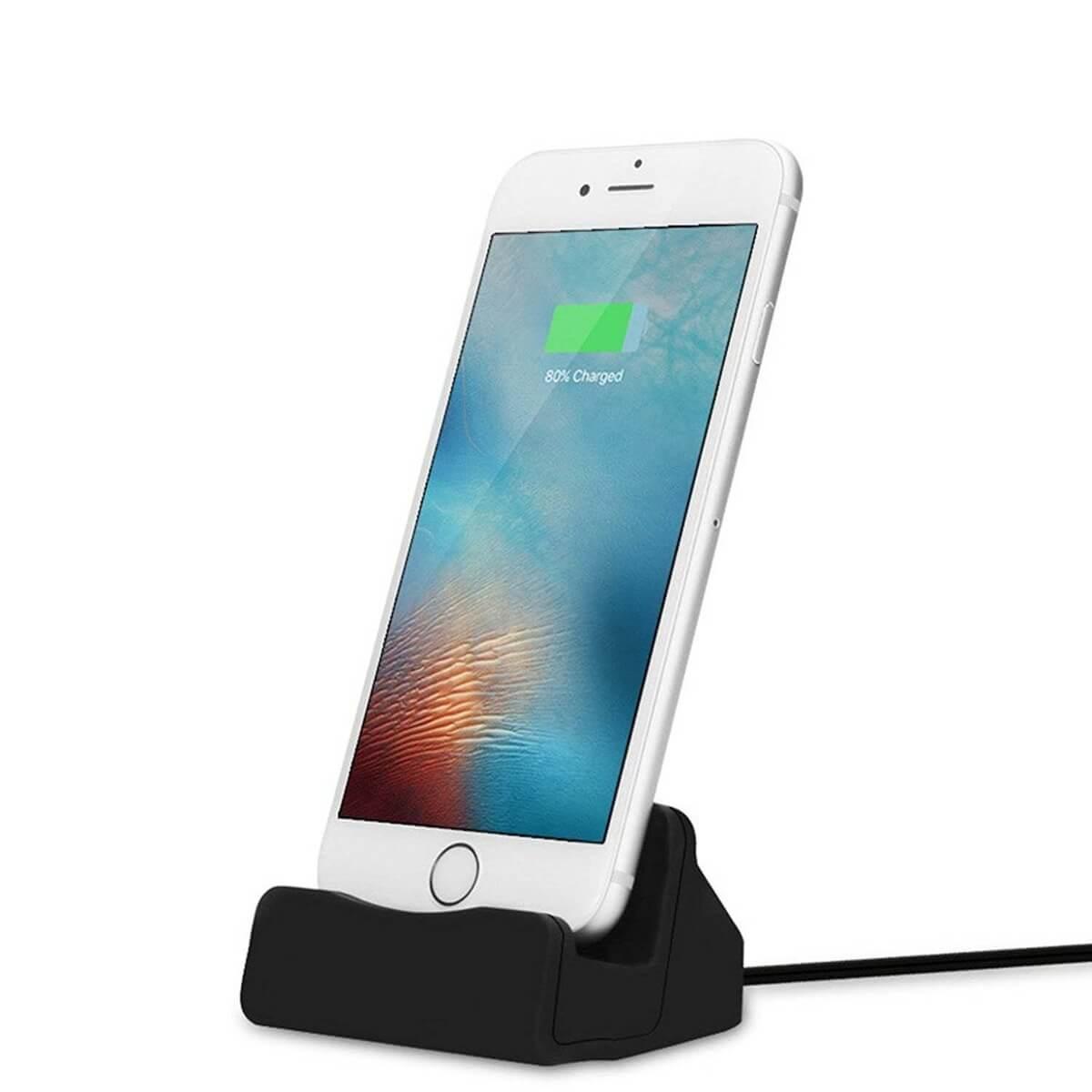 Asztali töltő iPhone-hoz